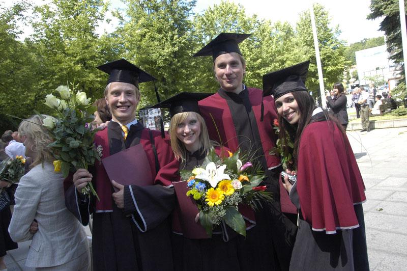 2008 m. diplomų teikimai