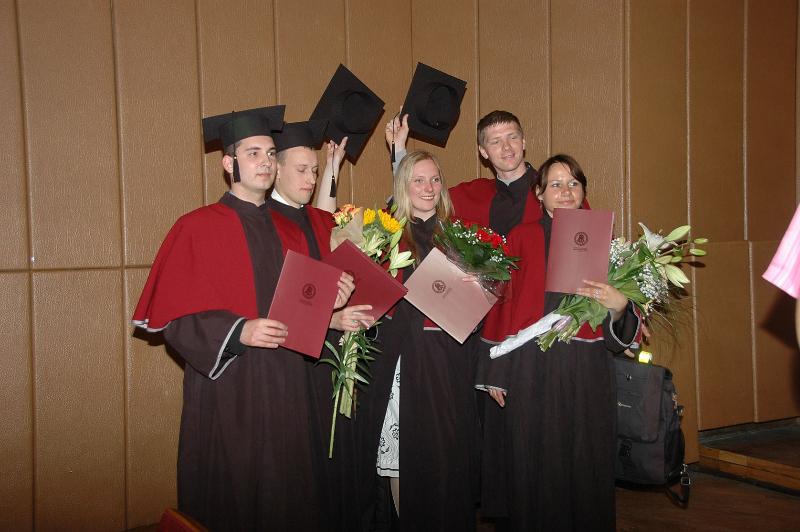 2010 m. diplomų teikimai