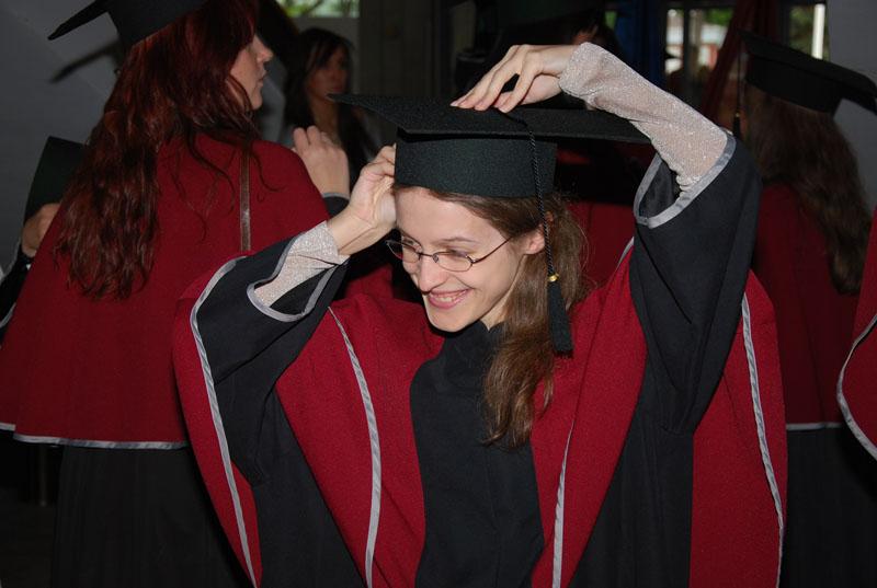 2009 m. diplomų teikimai