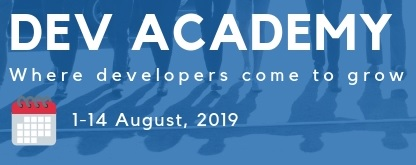 Dev Academy Xplicity 2019: Summer dive in IT world!